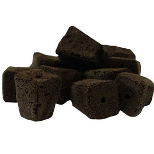 Inert growing medium starter plugs